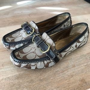 Coach Sharin Loafer Flats